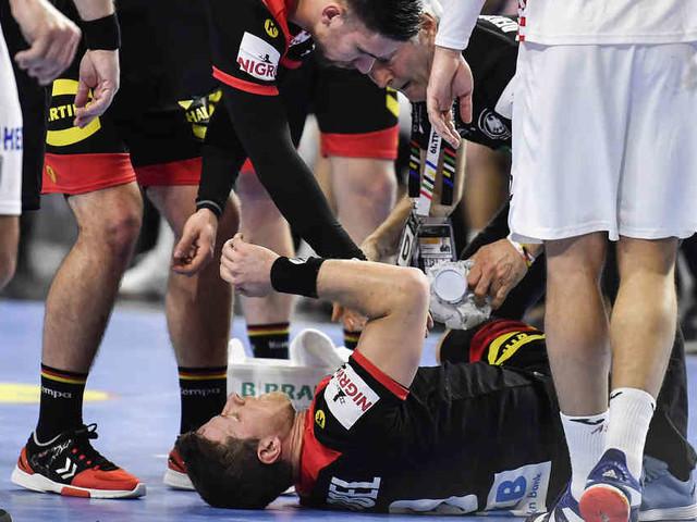 Schwere Knieverletzung: WM-Aus für Deutschlands Spielmacher Strobel