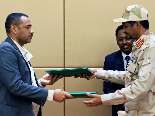 Verfassungserklärung gefertigt: Sudan bekommt doch Übergangsregierung