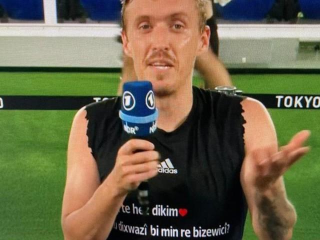 Olympia 2021: Max Kruse macht Freundin Heiratsantrag live im TV
