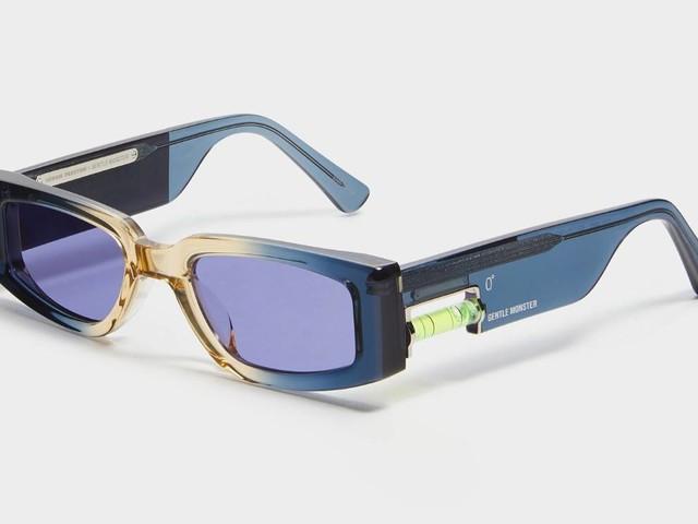 Heron Preston und Gentle Monster bringen erste Sonnenbrillen-Kapsel heraus