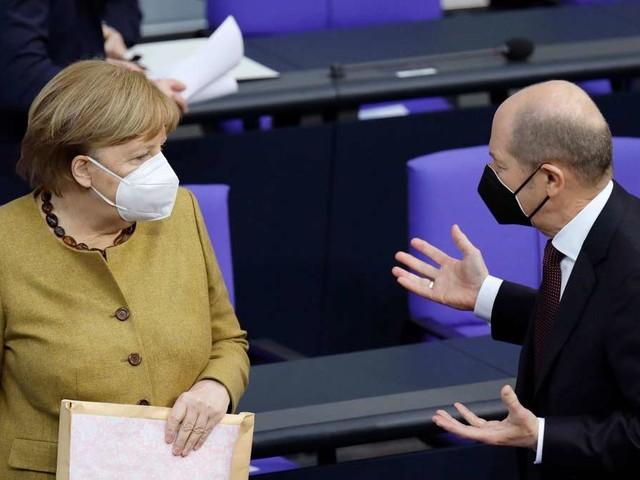 Für Bundestagswahl: Außenseiter Scholz holt sich Merkel-Mann ins Team