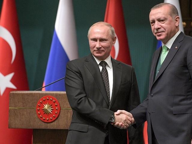 Feuerpause ausgehandelt - Syrien-Deal stärkt das unheimliche Despoten-Trio Erdogan, Putin und Assad