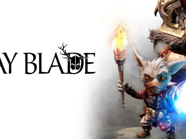 Stray Blade: Action-Rollenspiel aus Berlin mit leuchtenden Farben angekündigt