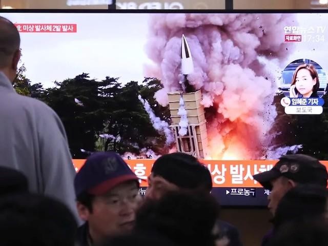 Südkorea: Nordkorea feuert erneut zwei Raketen ab