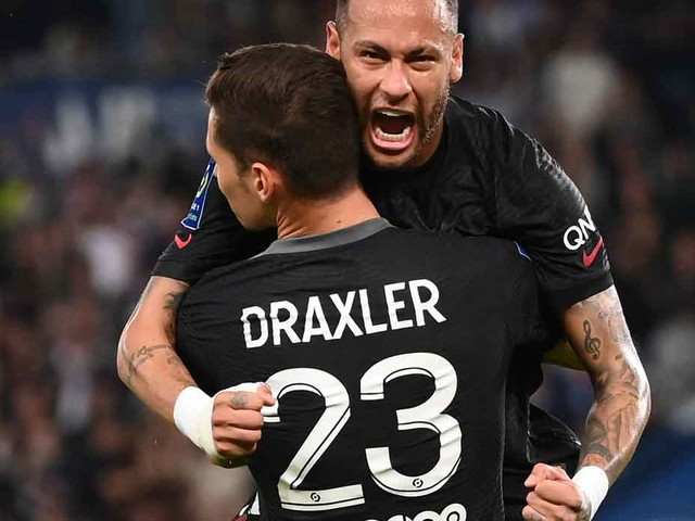 Ligue 1: Draxlers Blitz-Tor: PSG siegt weiter
