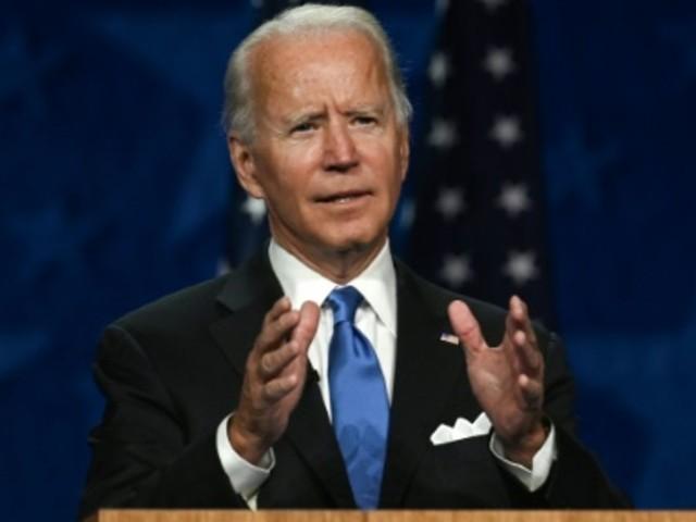 """US-Präsidentschaftskandidat Biden will """"Spaltung"""" der USA überwinden"""