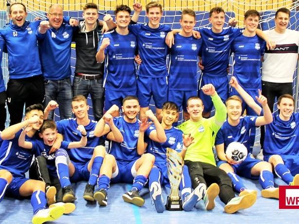 Hallenfußball: SC LWL 05 verteidigt Masters-Titel bei den A-Junioren