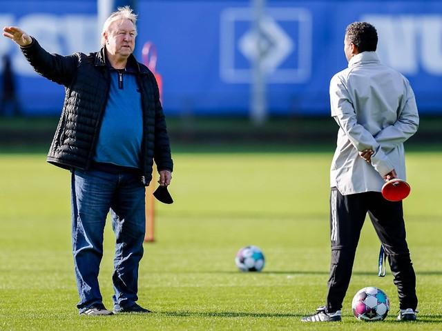 Trennung von Trainer Thioune: Hrubesch soll den HSV-Aufstieg retten
