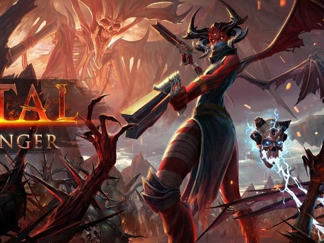 Metal: Hellsinger - Rhythmus-Shooter für PC und Konsolen angekündigt