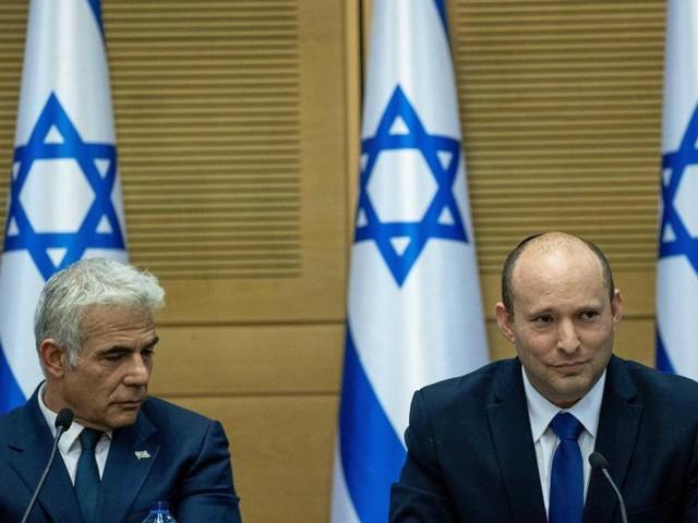 Flaggenmarsch in Jerusalem: Erste Herausforderung für Israels neue Regierung