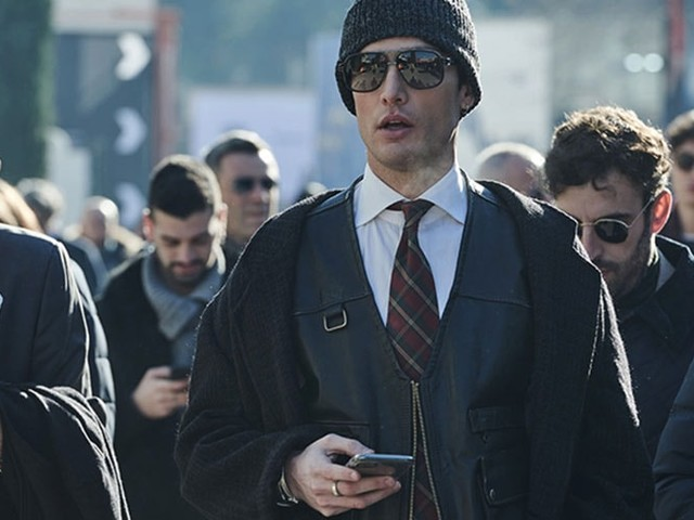 Pitti Uomo 97: Streetwear, Nachhaltigkeit und traditionelle Herrenbekleidung