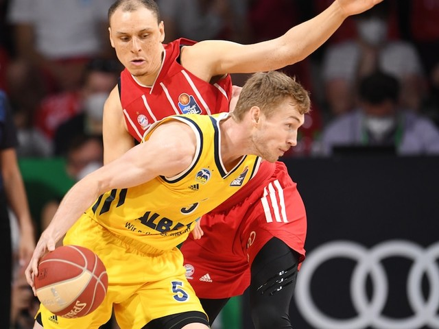 Zum zehnten Mal - Bayern die geht Kraft aus: Alba Berlin ist Deutscher Basketballmeister