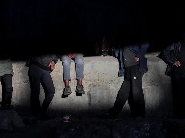 Slowakische Polizei sprengte Schlepperring
