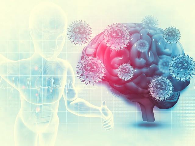 Gehirnentzündungen nach COVID-19