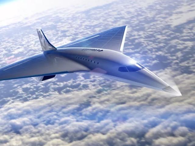 Mach 3: Dreifache Schallgeschwindigkeit - Virgin Galactic enthüllt den Nachfolger der Concorde