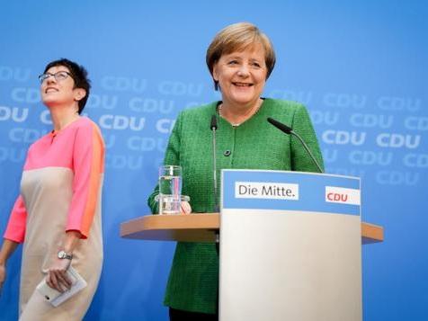 """Kramp-Karrenbauer soll CDU """"mehr Heimat geben"""""""