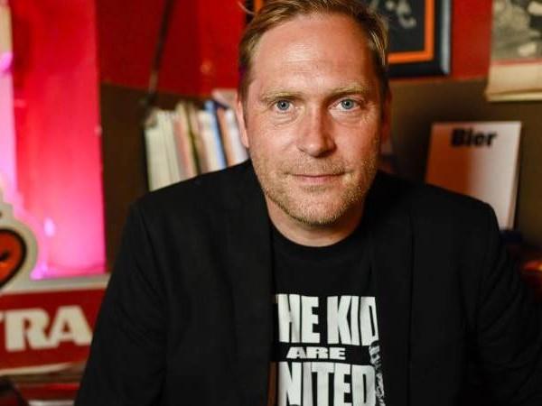 Rocksänger: Thees Uhlmann wünscht Stephen King den Nobelpreis