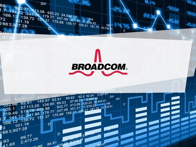 Broadcom-Aktie Aktuell - Broadcom notiert mit 3,8 Prozent deutliche Verluste