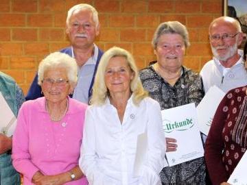 Wernarz: 40 Jahre Obst- und Gartenbauer