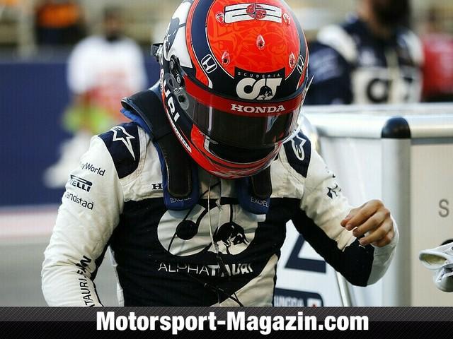Video: Ein Blick hinter die Kulissen von Yuki Tsunodas Formel-1-Debüt