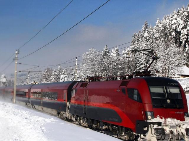 Salzburg will seine Wintergäste in den Zug setzen