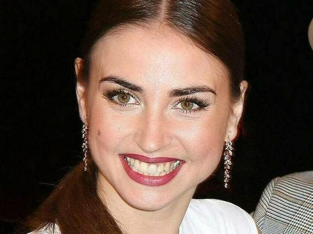 Ekaterina Leonova: Ihre Narbe sieht aus wie ein...