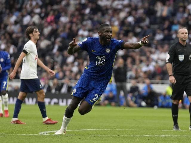 Premier League: Auch Rüdiger trifft: Chelsea gewinnt bei Tottenham