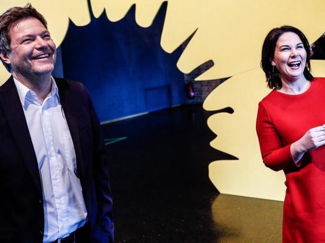K-Frage bei Union und Grünen: Wenn sich zwei streiten, freuen sich die ...