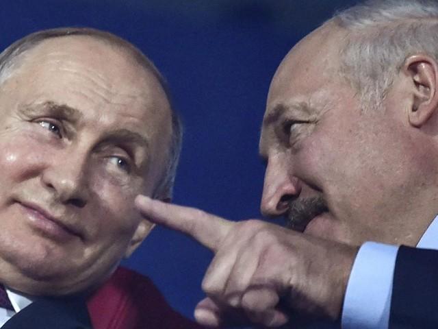 Gekapertes Flugzeug: Weißrusslands Diktator und seine Nähe zu Putin