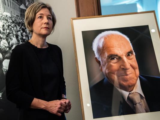 Maike Kohl-Richter will juristisch gegen die Helmut-Kohl-Stiftung vorgehen.