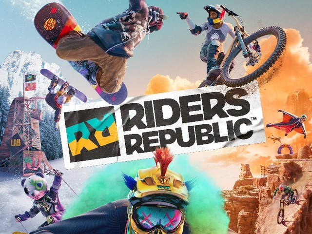 Riders Republic: Betatest verlängert und für alle interessierten Spieler geöffnet