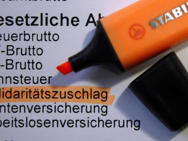 CDU will Steuerentlastungen weiter vorantreiben