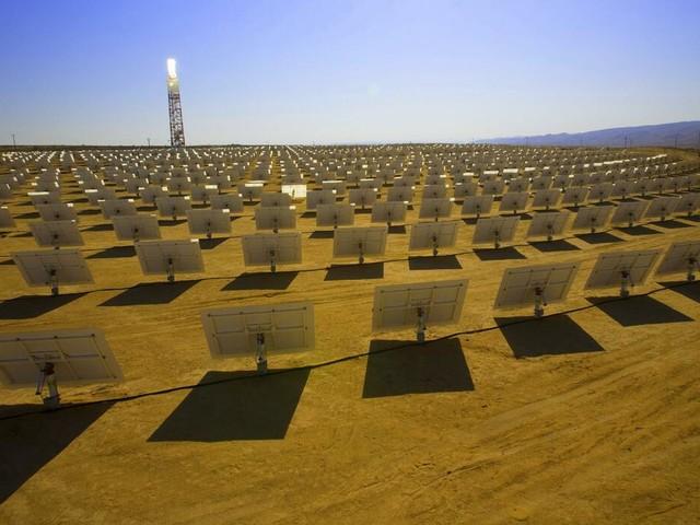 Gescheitertes Wüstenprojekt: Klaus Krinner glaubt nicht mehr an Desertec – aber an Solarstrom