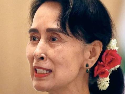 Das Schweigen der Aung San Suu Kyi