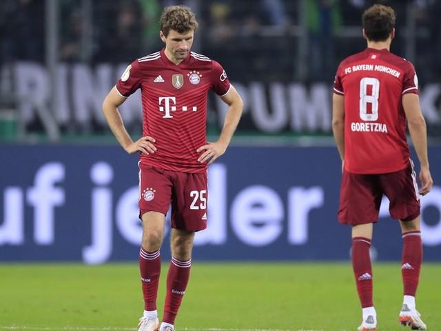 """FC Bayern """"schockiert"""" – Gladbach feiert Abend für die Club-Historie"""