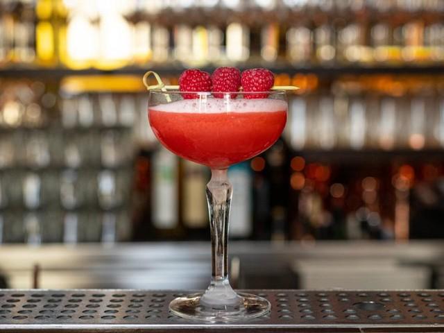 Essig im Cocktail: So gut schmeckt der Gentlemen's Club
