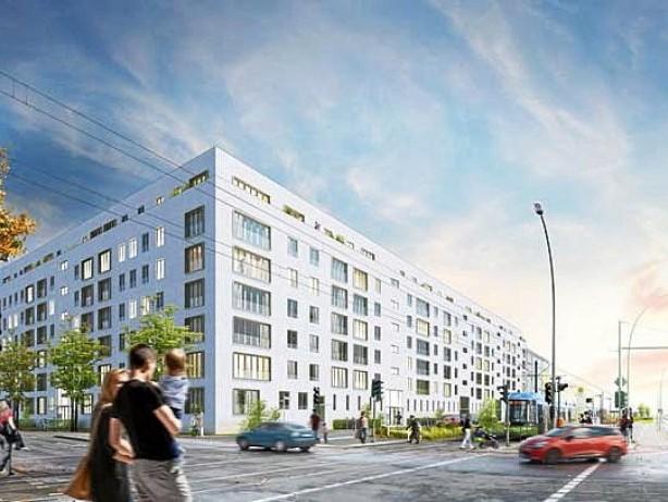 Lichtenberg: 2020: Rund 180 Wohn-Neubauten weniger im Bezirk