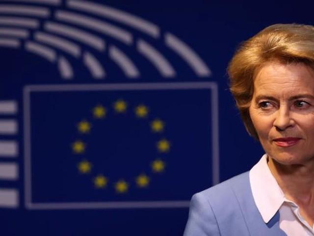 Sie will EU-Chefin werden - Europaparlament im Live-Stream: Rede von der Leyens live im Internet sehen
