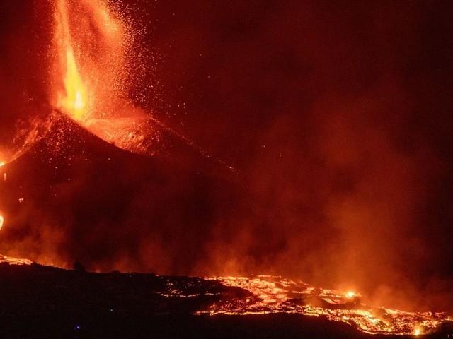Kein Ende in Sicht beim Vulkanausbruch auf La Palma