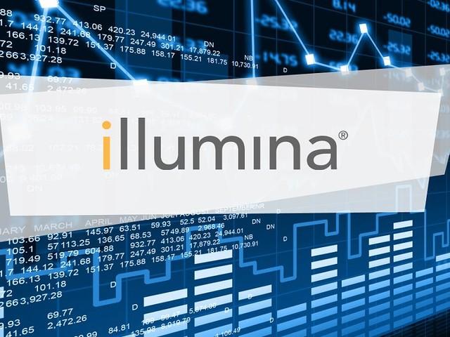 Illumina-Aktie Aktuell - Illumina nahezu konstant