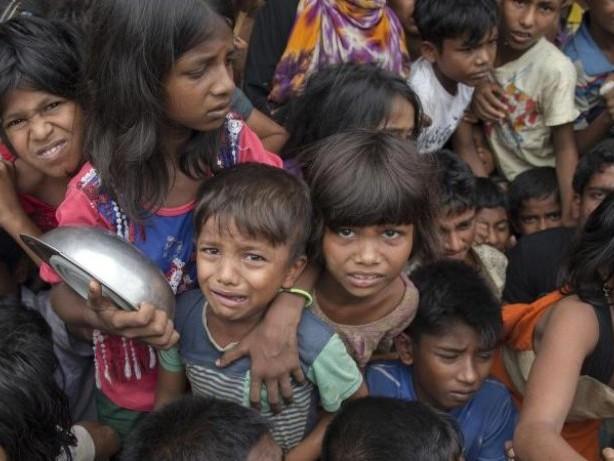 Es fehlen hunderte Millionen: UN-Geberkonferenz bittet um Spenden für Rohingya-Flüchtlinge