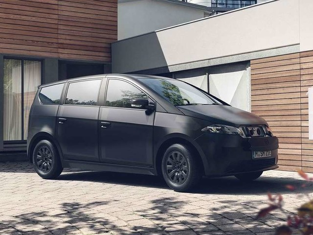 Elektroauto als Kraftwerk: So bringt der Sono Sion Solarstrom ins Haus