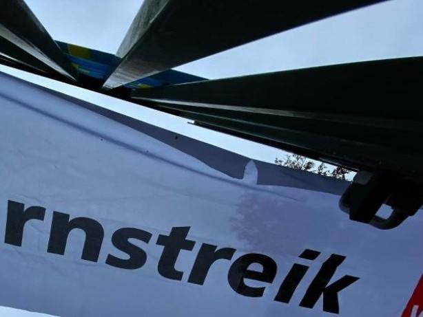 Gewerkschaften: Verdi beginnt viertägigen Warnstreik bei Asklepios