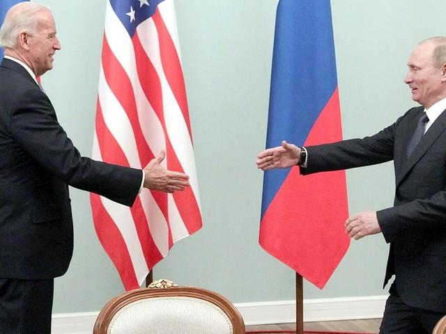 Biden und Putin kommen zu ihrem ersten Gipfel in Genf zusammen