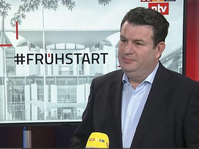 """Heil im """"ntv Frühstart"""": """"Systemrelevante brauchen höhere Löhne!"""""""