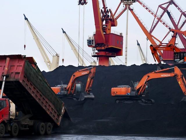 Gespräche vor Klimagipfel: Merkel und Macron loben Chinas Klimaziel