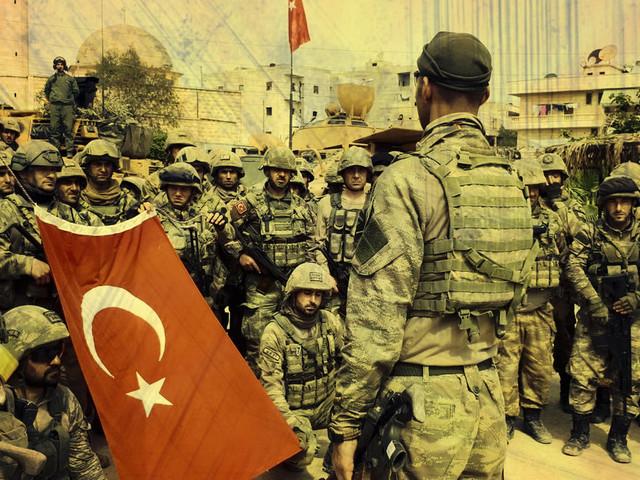 Erdogans Blutöl: Die Türkei raubt Olivenöl in Afrin und verkauft es nach Deutschland