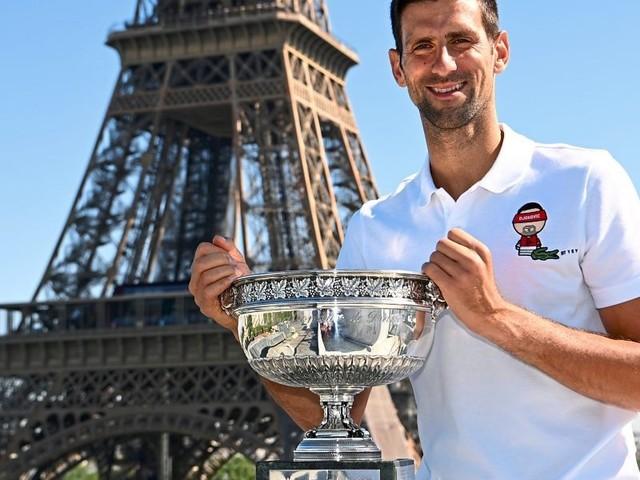 """Djokovic träumt nach Sieg in Paris vom Golden Slam: """"Alles ist möglich"""""""