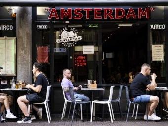 Infektionszahlen in den Niederlanden gesunken