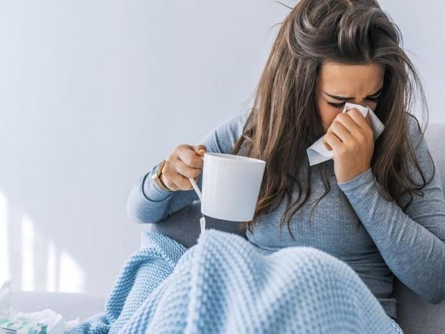 Erkältet am Tag der Impfung: Soll ich verschieben?